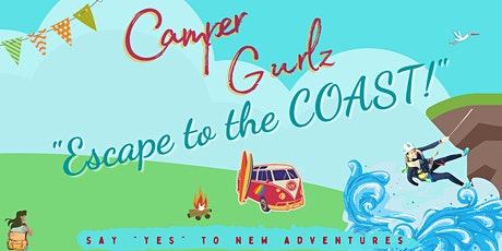 """Escape to the COAST!""  November 26 - 28, 2021 tickets"
