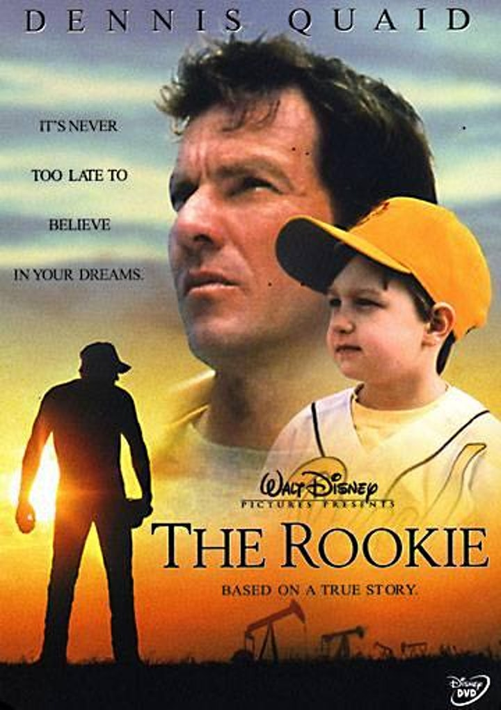 FortisBC Presents: Fresh Air Cinema: The Rookie 09/25 image
