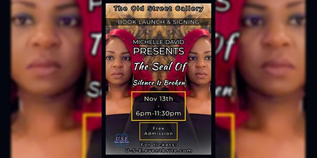 'The Seal Of Silence Is Broken' Book Launch tickets