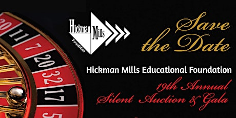 Hickman Mills Educational Foundation Silent Auction/Gala tickets