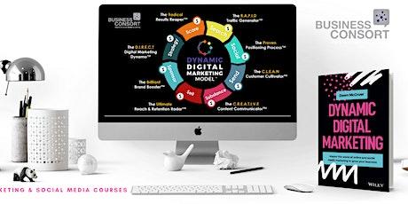 Fast Track Digital Marketing Course (Online Workshop) tickets