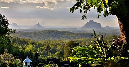 Maleny  Montville Food & Wine Tour for 2 people only tickets