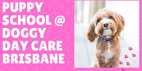 VIP Puppy School at Doggy Day Care Brisbane tickets