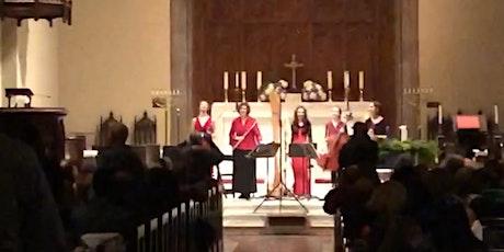 Classical Sundays at Six - CRISTINA MONTES-MATEO & FRIENDS tickets