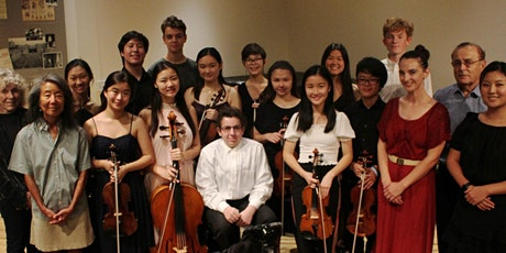 Classical Sundays at Six - ENSEMBLES FROM THE CROSSROADS SCHOOL tickets