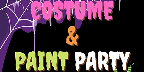 Costume & Paint Party tickets