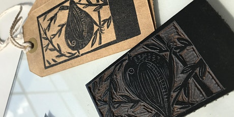 Workshop: An Introduction to  Linocut tickets