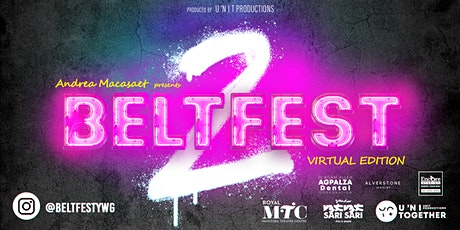 BELT FEST 2: VIRTUAL EDITION tickets