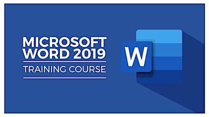 Microsoft Office: Word 2019 Level 2 entradas