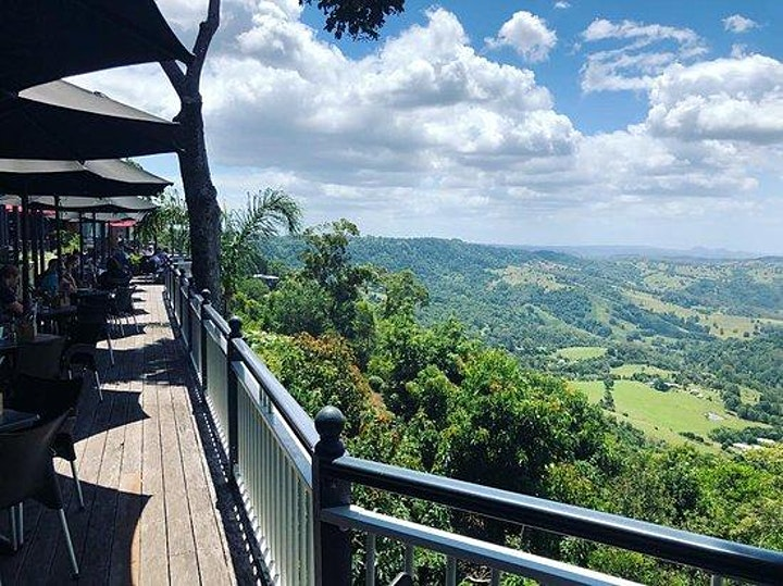 Maleny  Montville Food & Wine Tour for 2 people only image