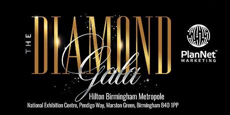 PlanNet  Marketing's UK Leaders Present: The Diamond Gala tickets