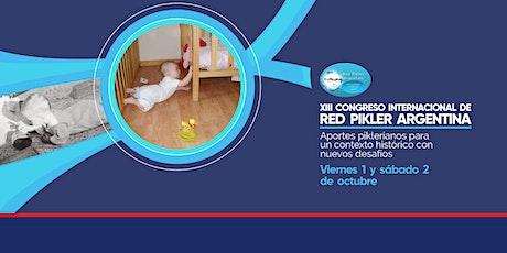 XIII CONGRESO INTERNACIONAL DE RED PIKLER ARGENTINA entradas