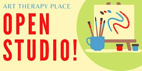 Art Therapy Place Open Studio: Bushwick Open Studios tickets