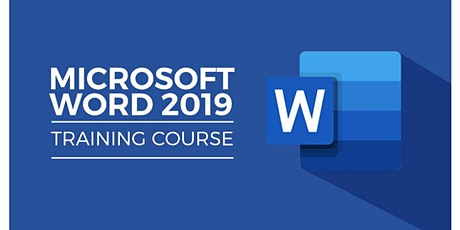 Microsoft Office: Word 2019 Level 3 tickets