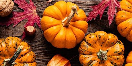 2021 Thanksgiving Open  Barn & Harvest Market tickets