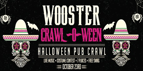 Wooster Crawl-O-Ween tickets