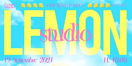 Lemon Studio Opening Party tickets