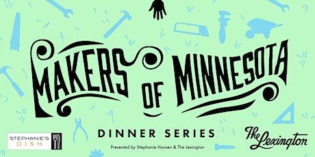 Makers of Minnesota Dinner Series - October Dinner tickets