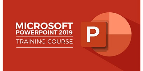 Microsoft Office: PowerPoint 2019 Level 1 tickets