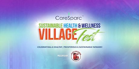 Sustainable Health and Wellness Village Festival - Newark! tickets