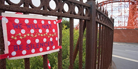 Lancashire Arts Exchange Knittaz With Attitude: We're Sew Done Guided Walks tickets