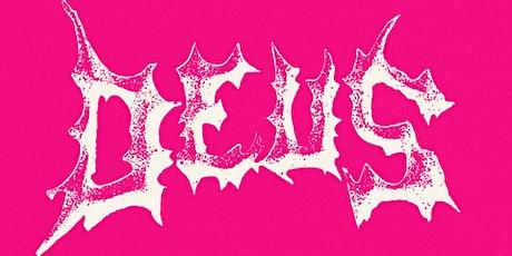 Deus Emporium X Bleach Design Werks Launch Party tickets