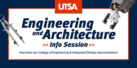 College of Engineering and Integrated Design  Info Session tickets