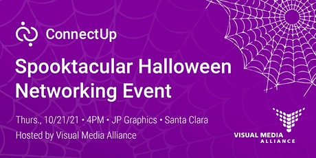 ConnectUp: Spooktacular Halloween Networking Event tickets