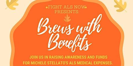 Brews with Benefits tickets