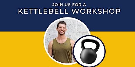 Kettlebell Workshop tickets