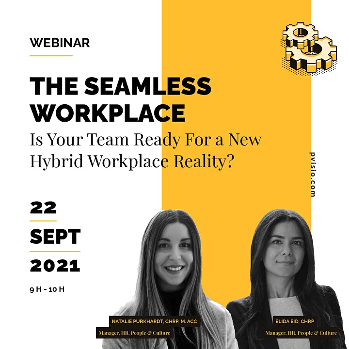 The Seamless Workplace – Is Your Team Ready for A New Hybrid Workplace? image