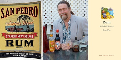 Spirits Event - Rum Tastings and Pairings with Author Richard Foss tickets