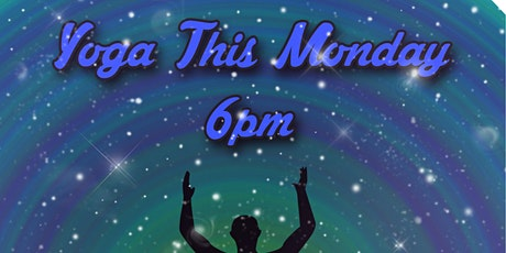 Dāna Yoga: Generosity Yoga Mondays 6pm at Wicked Wort or your living room tickets