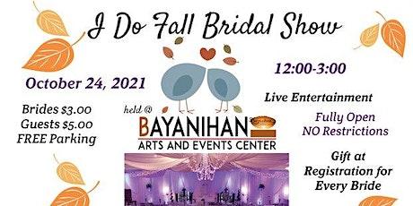I Do Fall Bridal Show tickets