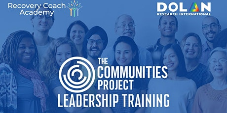 The Communities Project Leadership Training tickets