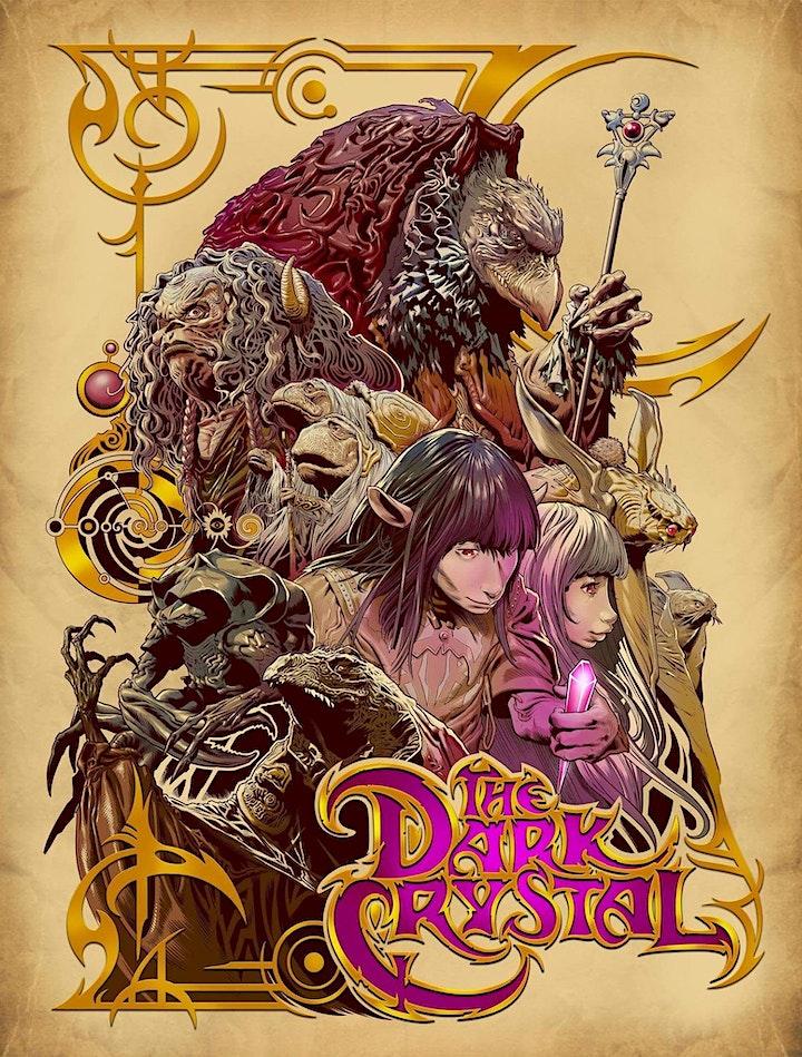 Analogue Farm Cinema presents - The Dark Crystal (Cert PG) image