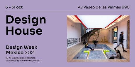 Design House 2021 boletos