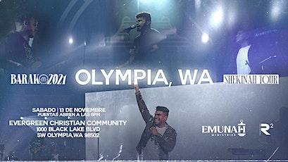 SHEKINAH LIVE 2021 OLYPMIA,WA tickets