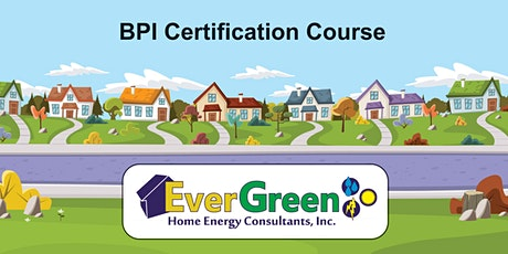 BPI Certification Training Course - Pre-Registration for week of October 18 tickets
