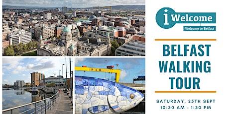 Belfast iWelcome: Belfast Walking Tour tickets