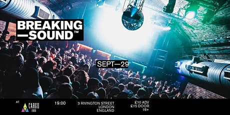 Breaking Sound London feat. JYLDA, SHEMYYY, DEJA,  and more tickets