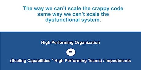 Agile Leadership: What it takes to be a Leader in Agile Organization biglietti