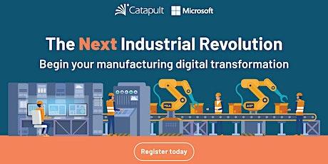 The Next Industrial Revolution tickets