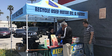 City of Inglewood FREE Used Oil Filter Exchange @ AutoZone tickets
