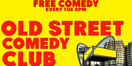 Old Street Comedy Club tickets