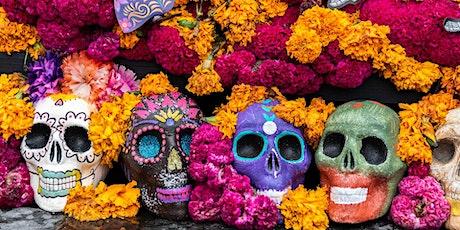 Rocio Graham's Day of the Dead/Dia de los Muertos tickets