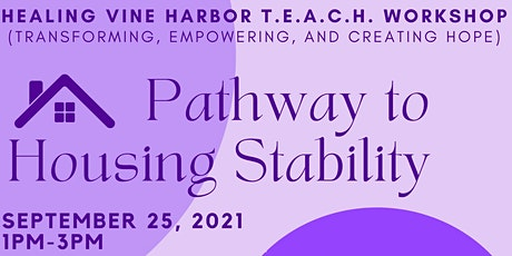 Pathway to Housing Stability tickets