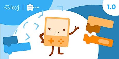 Games + Code 1.0 | 4-week after school series in Scratch [online] tickets