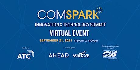 ComSpark Technology Summit tickets