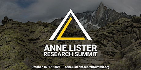 Anne Lister Research Summit 2021 tickets